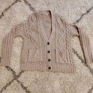 LA Hearts Oversized Knit Cardigan